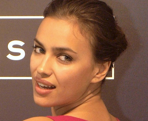 Beautiful Russian woman, Irina Shayk