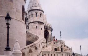 FishermenÂ's Bastion, Budapest