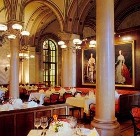 Café Central, Viena