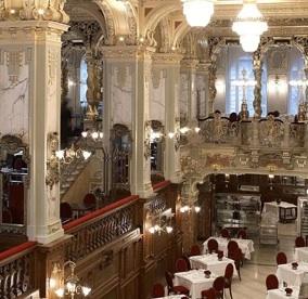 Cafe de Nova York, Budapeste