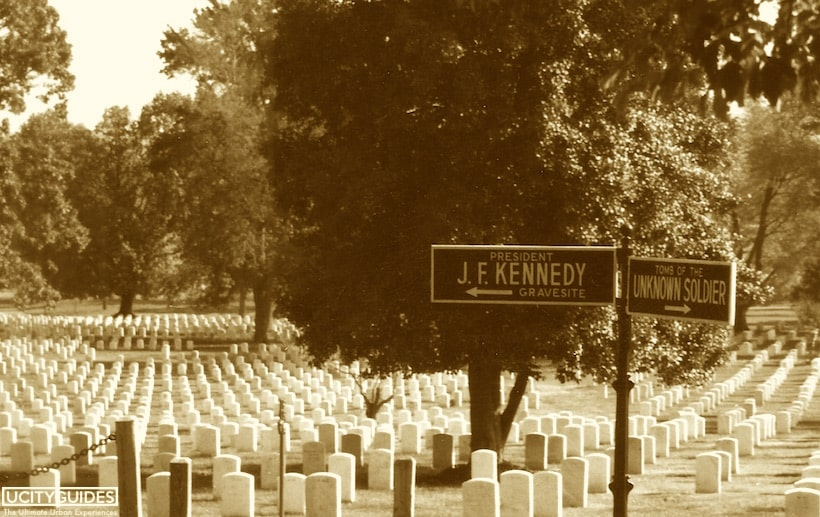 Arlington Cemetery, Washington D.C.