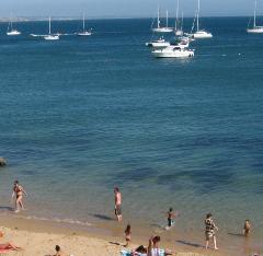 Beach in Cascais, Lisbon