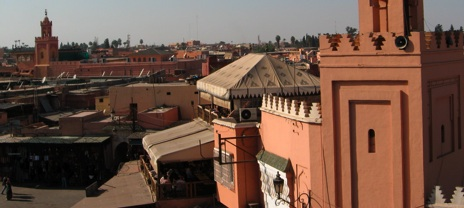 Romantic Marrakech