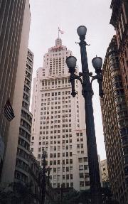 Altino Arantes Building, Sao Paulo