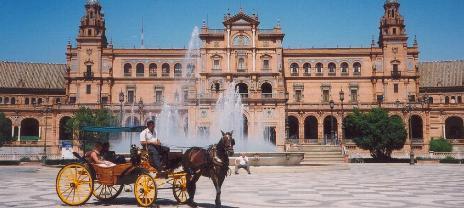 Romantic Seville