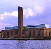 Tate Modern Museum, London