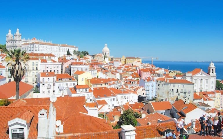 Lisboa romântica