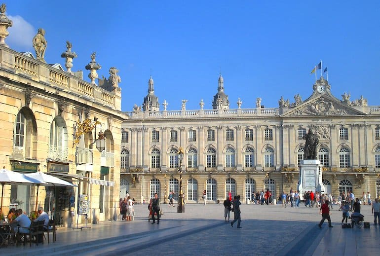 Stanislas Square, Nancy